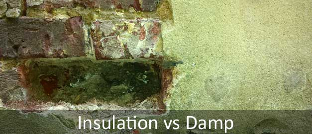 Is Insulation Causing Damp