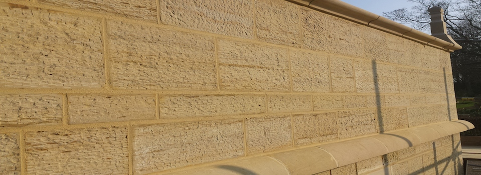 Coloured Repointing