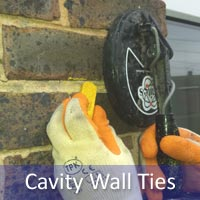 Cavity Wall Tie Replacement Services