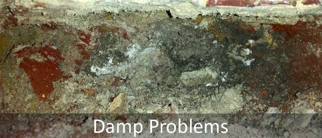 Damp Problems