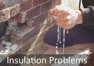 Insulation Problems in Sussex and Hampshire