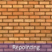 Repointing and Specialist Repointing Services