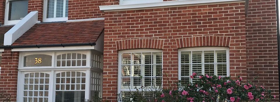Weather Struck Repointing