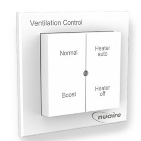 Nuaire DRI ECO-4S control switch